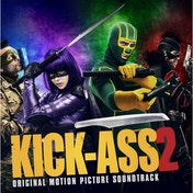 Kick-Ass 2 Soundtrack CD