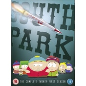 South Park Season 21 DVD