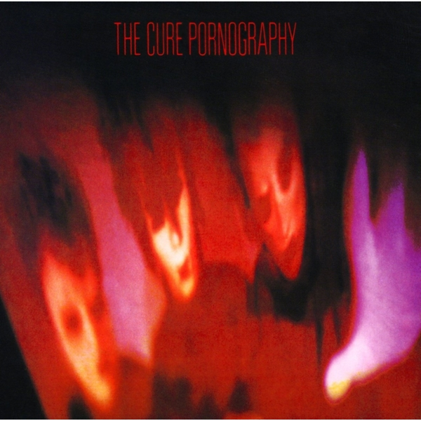 The Cure ‎– Pornography Remaster Vinyl