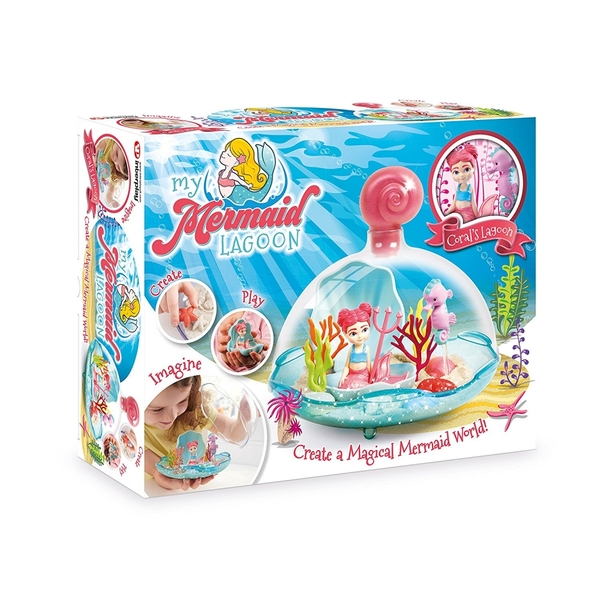My Mermaid Lagoon Coral's Lagoon Playset