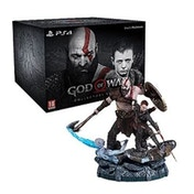 God of War Collector's Edition PS4 Game