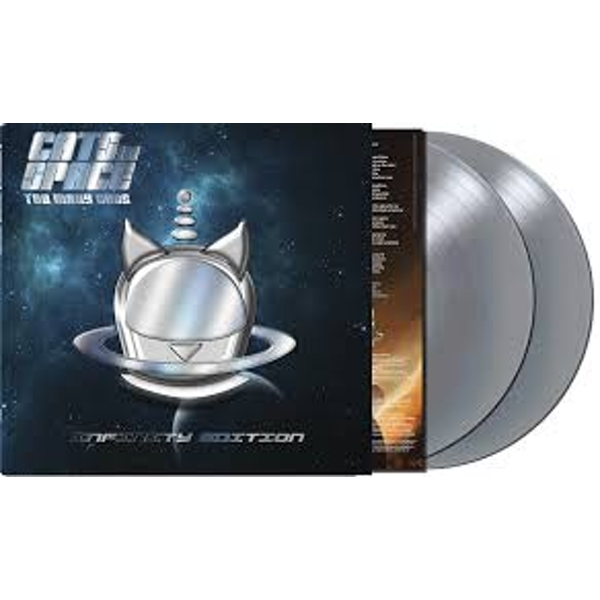 Cats In Space – Too Many Gods - Infinity Edition Limited Edition Silver Vinyl