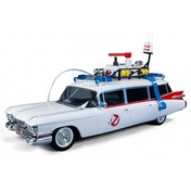 Ex-Display Ghostbusters ECTO-1 1:25 Model Snap Kit Used - Like New
