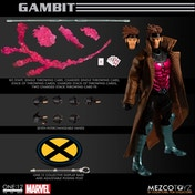 Gambit One:12 Collective Mezco Action Figure