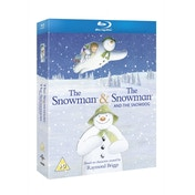 The Snowman / The Snowman and the Snowdog Blu-ray