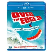 Over The Edge 3D Blu Ray