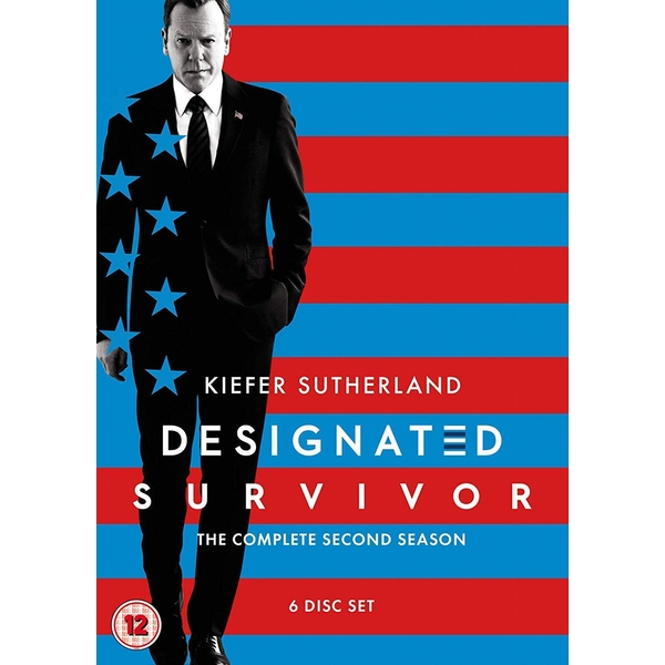 Designated Survivor - The Complete Second Season DVD