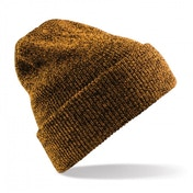 Antique Mustard Heritage Knitted Beanie ZT
