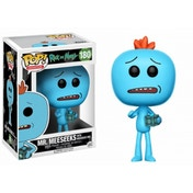 Mr. Meeseeks with Box (Rick and Morty) Limited Edition Funko Pop! Vinyl Figure