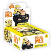Despicable Me 3 Sticker Collection (36 Packs)