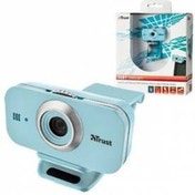 Trust Cuby Webcam Blue 17340