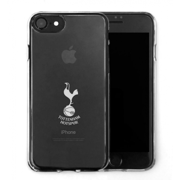 Official F.C. Tottenham Hotspur Merchandise TPU Clear iPhone 7 Cover