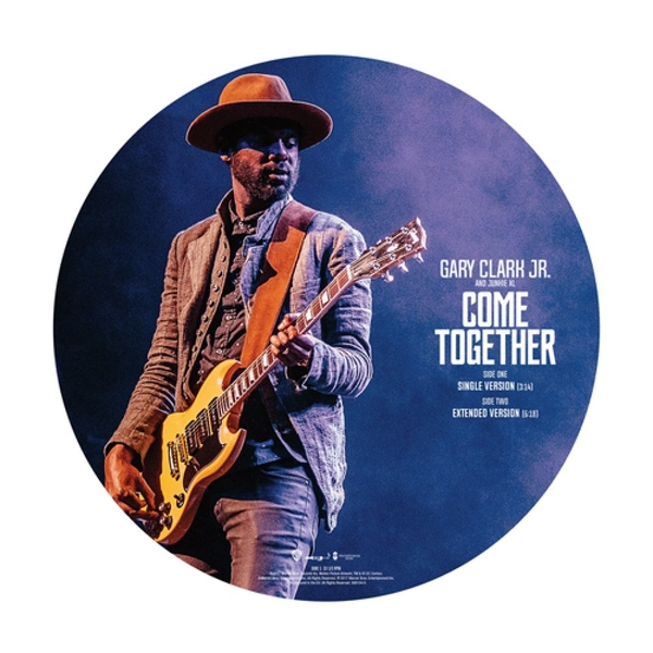 Gary Clark Jr. And Junkie XL - Come Together (RSD 2018) Vinyl