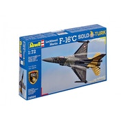 Lockheed Martin F-16 C Solo Türk 1:72 Revell Model Kit