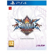 BlazBlue Chrono Phantasma Extend Limited Edition PS4 Game