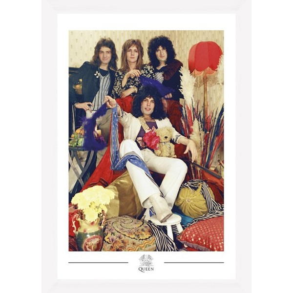 Queen Band 50 x 70 Collector Print