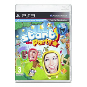 Playstation Move Start The Party! Game PS3
