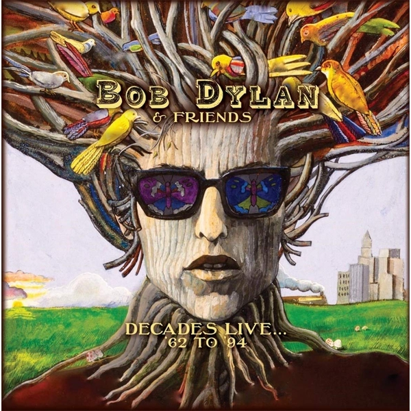 Bob Dylan & Friends - Decades Live... 62-94 Vinyl
