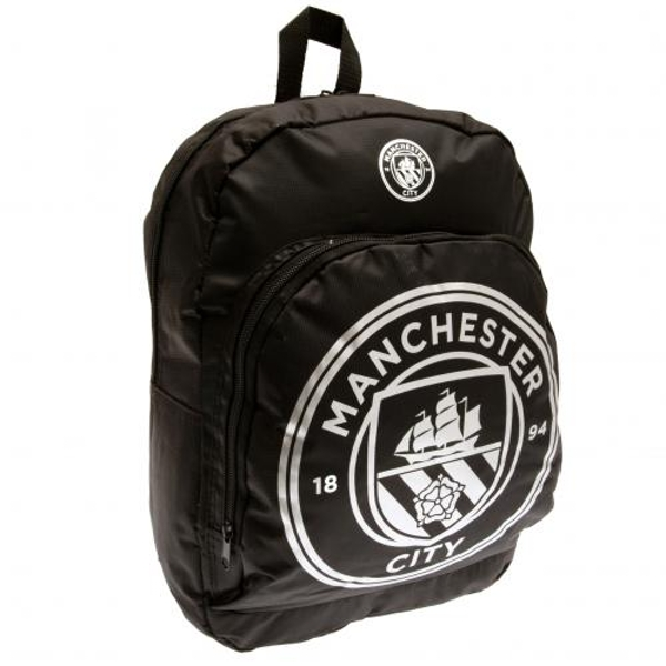 Manchester City FC Backpack Black