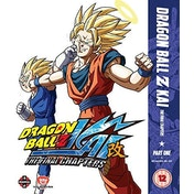 Dragon Ball Z KAI Final Chapters: Part 1 (Episodes 99-121) Blu-ray