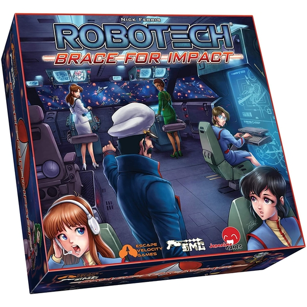 Brace for Impact Board Game