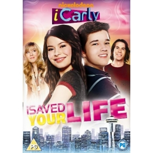 iCarly I Saved Your Life DVD