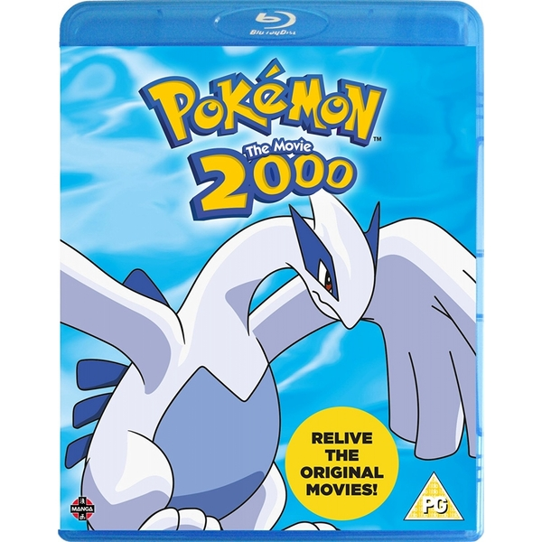 Pokemon: The Movie 2000 Blu-ray