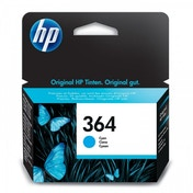 HP 364 Cyan Ink Cartridge