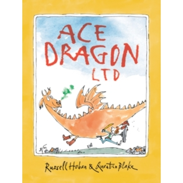Ace Dragon Ltd by Russell Hoban (Paperback, 2016)