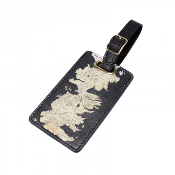 Game Of Thrones - Westeros Luggage Tag