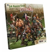 Zombicide Green Horde Tile Pack Board Game