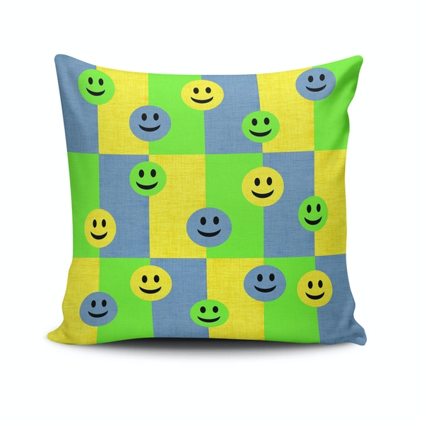 NKLF-175 Multicolor Cushion Cover