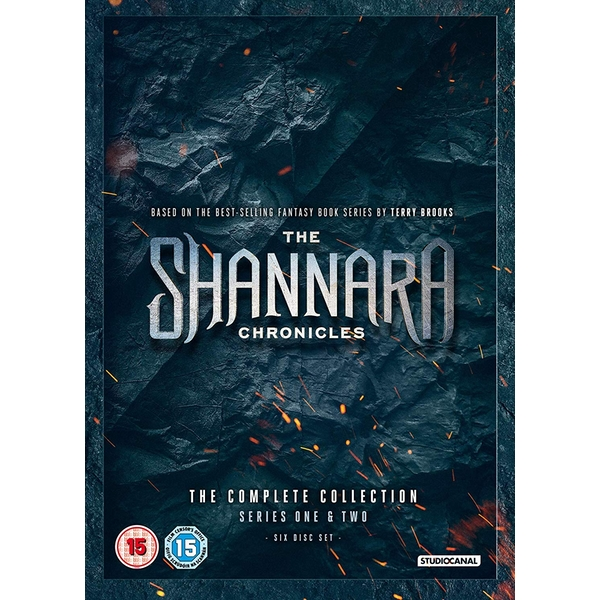 The Shannara Chronicles: Season 1 & 2 DVD