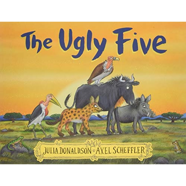 The Ugly Five by Julia Donaldson (2018, Paperback)