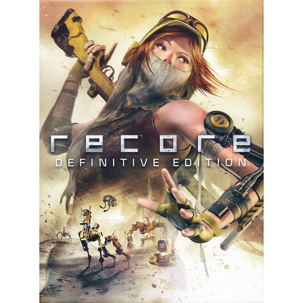 Recore Definitive Edition PC Game