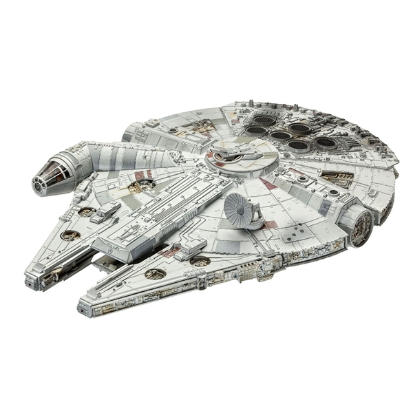 Limited Edition Millennium Falcon (Star Wars) 1:144 Scale Level 5 Revell Master Series - Image 2