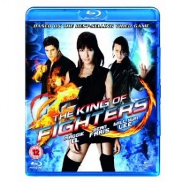 The King of Fighters Blu-ray