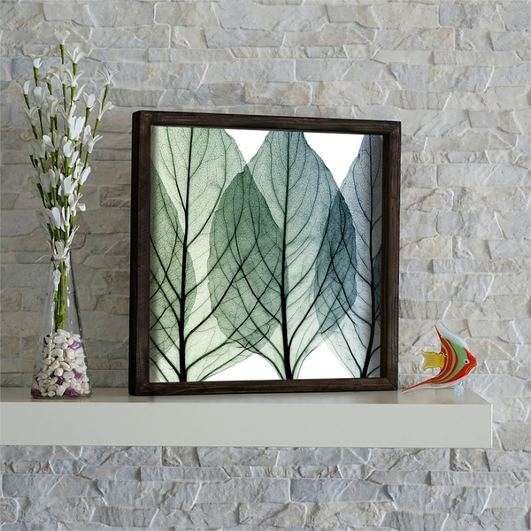 KZM529 Multicolor Decorative Framed MDF Painting