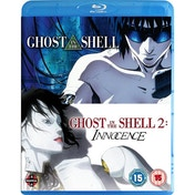 Ghost In The Shell Movie Double Pack (Ghost In The Shell, Ghost In The Shell: Innocence) Blu-ray
