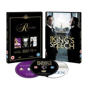 The Royal Box The Kings Speach/ The Queen/ Young Victoria DVD