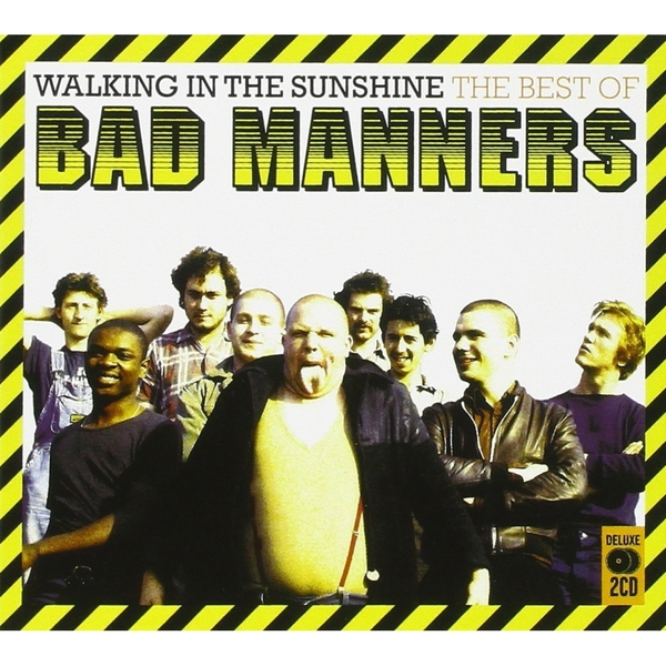 Bad Manners - Walking In The Sunshine - The Best Of Bad Manners