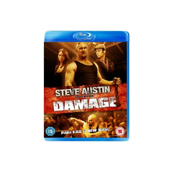 Damage Blu-ray