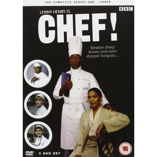 Chef - Complete Box Set DVD 3-Disc Set