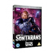Doctor Who The Monsters Collection The Sontarans DVD