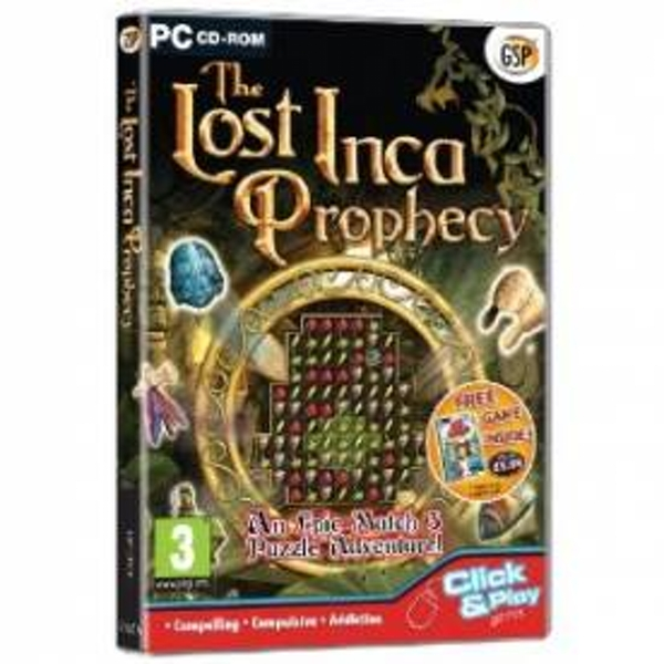 The Lost Inca Prophecy Game PC