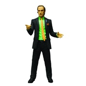 Breaking Bad Saul Goodman Green Shirt 6 Inch Action Figure