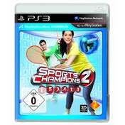 Playstation Move Sports Champions 2 Game PS3