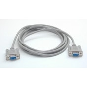 StarTech Serial Null modem cable - DB-9 (F) - DB-9 (F) - 3 m