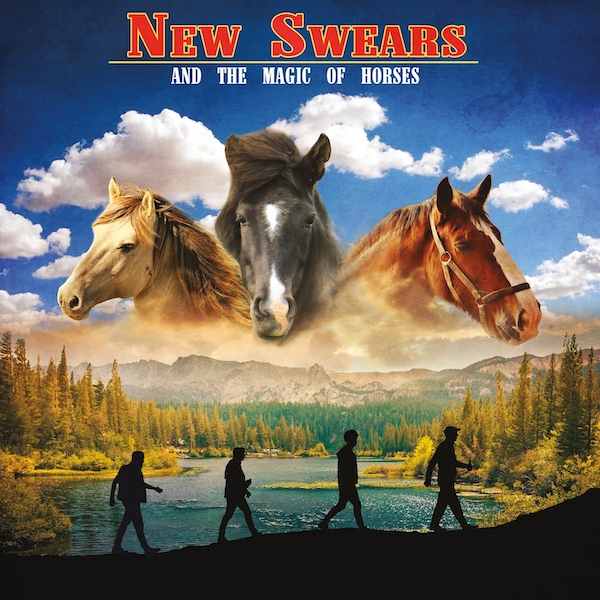 New Swears - And The Magic Of Horses Vinyl