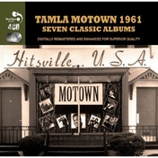 Various Artists - Tamla Motown Seven Classic AlbumsCD